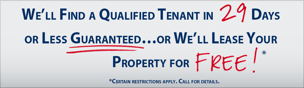 tenant-placement-29-days-or it is FREE