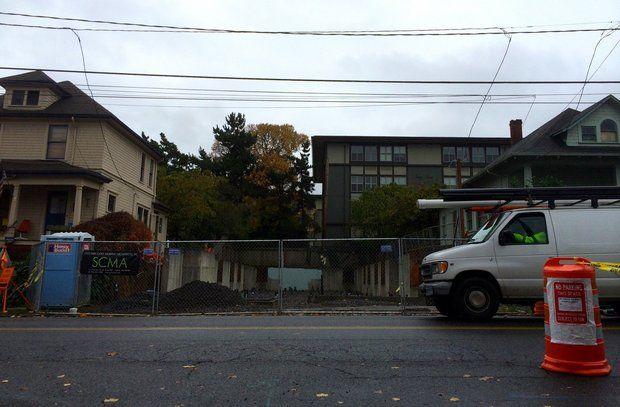 Portland Micro-apartments