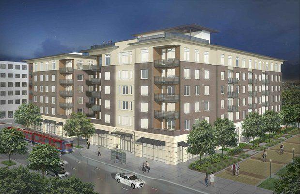 199-unit South Waterfront apartment building