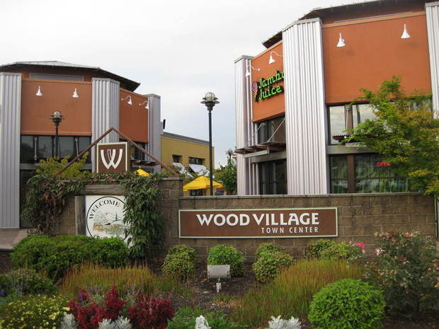 Wood Village - Plan for 168-unit complex draws fire