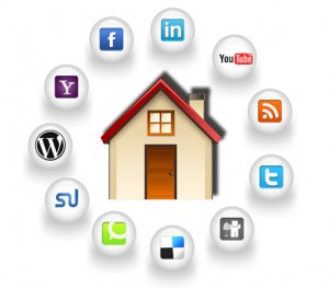Property Management Systems - social-media