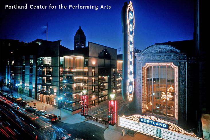 Portland Arts